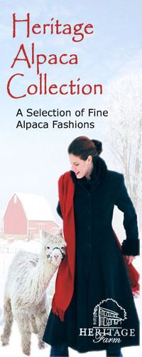 Heritage Alpaca Collection - Logo