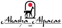 Akasha Alpacas - Logo