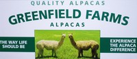GREENFIELD FARMS ALPACAS - Logo