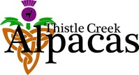 Thistle Creek Alpaca Farm - Logo