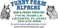 Funny Farm Alpacas - Logo