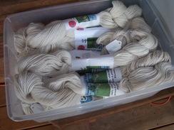 100% Mill Spun Suri Yarn