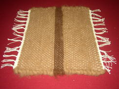 Woven Chair Pads - set of 2