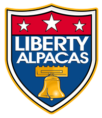 Liberty Alpacas - Logo