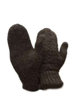 Photo of Women's Hidden Cable Mitten