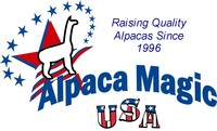 Alpaca Magic - Logo