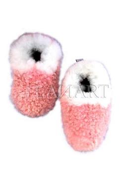 REVERSIBLE Kids slippers