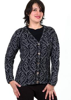 Photo of Classic Alpaca Berit Cardigan