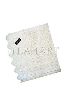 Photo of Lanart Pavo Hand Knit Crib Size Blanket