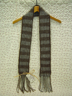 Hand Crochet Scarf-Includes Shpg.