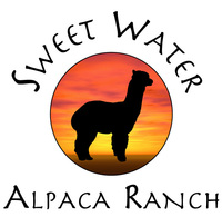 Sweet Water Alpaca Ranch - Logo