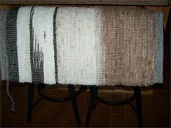 Photo of Alpaca Saddle Blankets