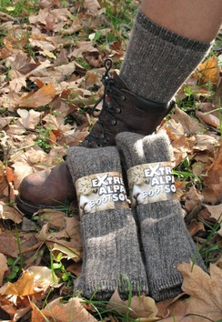 Photo of Extreme Alpaca Boot Socks