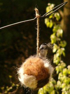 Photo of Bird Nesting Balls