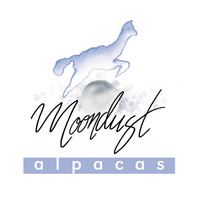 Moondust Alpacas, Alpaca Farm - Logo