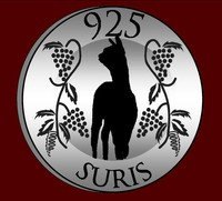 925 Suris of Sterling Alpacas - Logo