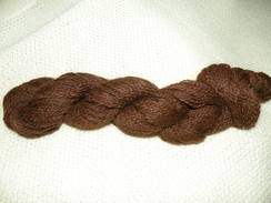 Beautiful Brown Yarn