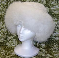 100% Alpaca Russian Hat-Includes Shpg