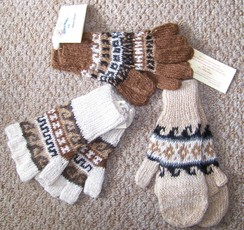 Photo of 100% Alpaca Infant's Gloves & Mittens