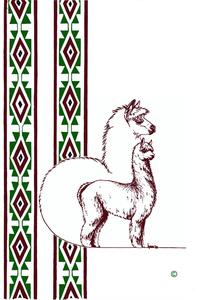 DeSoto Bend Alpacas - Logo