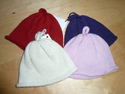 Infant Alpaca Hats