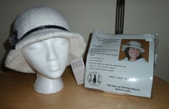 Felted Alpaca Hat Kit