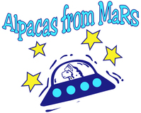 Alpacas from MaRS - Logo