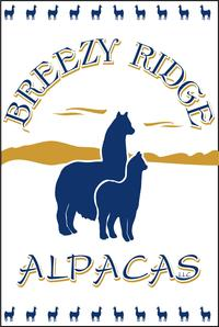 Breezy Ridge Alpacas-Hand Crafted Designs - Logo