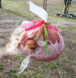 Wild Bird Nesting Fiber