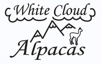 White Cloud Alpacas  - Logo