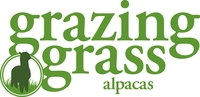 Grazing Grass Alpacas, LLC - Logo