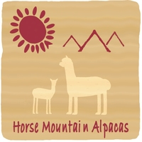 Horse Mountain Alpacas - Logo