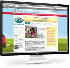 Get premium exposure for your virtual farm on Openherd.com