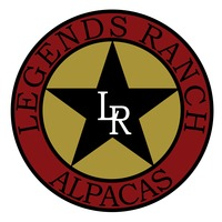 Legends Ranch Alpacas - Logo