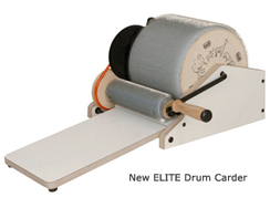 NEW!-Louet Elite Drum Carder