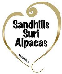 Sandhills Suri Alpacas, LLC - Logo
