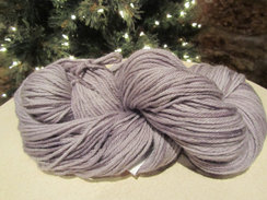 Beautiful Light Silver Grey Alpaca Yarn