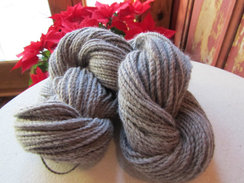 Pure Alpaca in Medium Grey