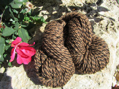 Photo of Fabulous Black, Brown & Fawn Alpaca Yarn