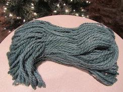 Spruce Green Chunky Alpaca Yarn