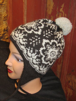 Hand Made Alpaca Hat
