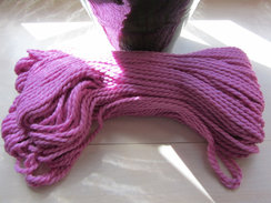 Photo of Beautiful Bright Pink Chunky Alpaca Yarn