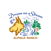 Dream on a Stream Alpaca Ranch - Logo