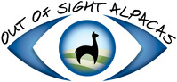 Out Of Sight Alpacas - Logo