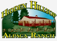 Hidden Hilltop Alpaca Ranch - Logo