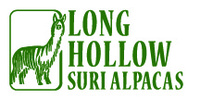 Long Hollow Suri Alpacas - Logo