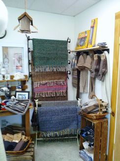 Photo of HAND WOVEN ALPACA RUGS