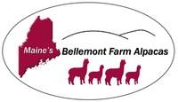 Maine's Bellemont Farm Alpacas - Logo