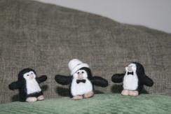 Photo of Penguin Ornament Set