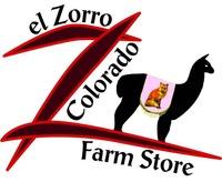 el Zorro Colorado Alpacas - Logo